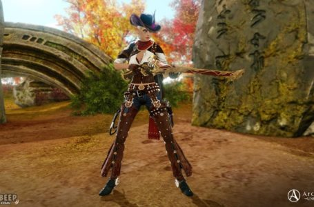 ArcheAge and ArcheAge Unchained Will Release Gunslinger Ancestral Skills On June 10 Patch