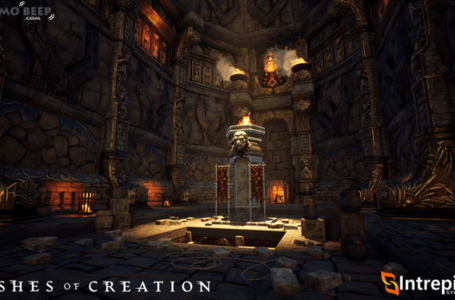 Ashes of Creation Livestream reveals new areas, new outfits, and passive skills
