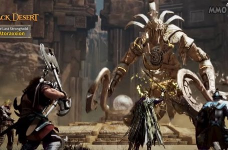 Black Desert Atoraxxion Co-Op Dungeon Is Launching Later This Summer