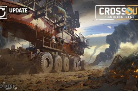 Crossout Guiding Star Update Brings The War Against The Ravagers