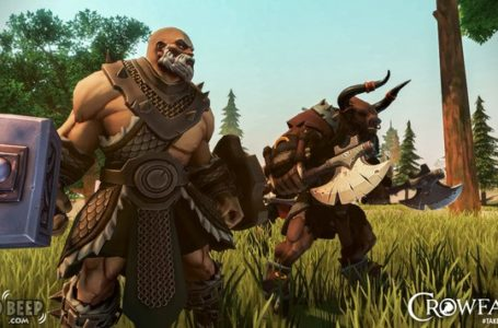 Crowfall Will Be Launching Officially On July 6th