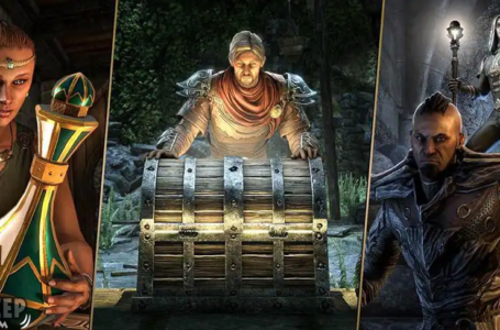 Elder Scrolls Online Endeavors System Released, As A New Alternative To Obtain Crown Crate Items