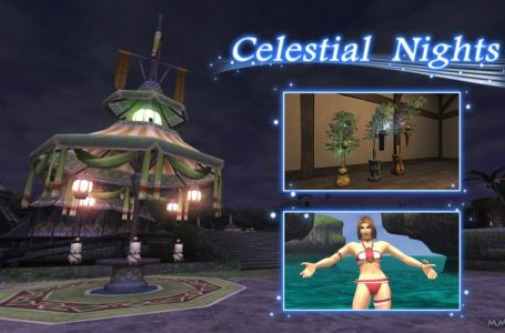 Final Fantasy XI Celestial Nights coming back on July 1