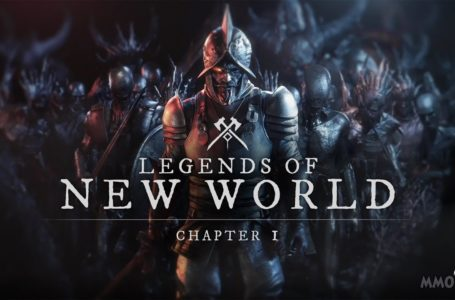 'Legends Of New World' Is A New Teaser Video Released For The Upcoming New World MMO