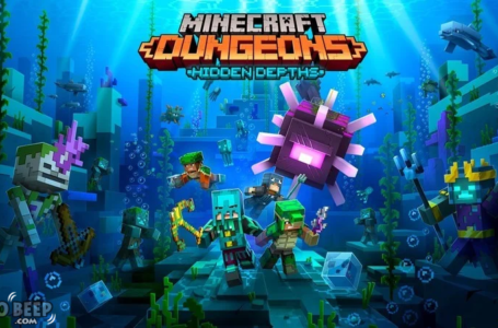 Minecraft Dungeons Hidden Depths DLC Was Released And Introduced A NEW Raid Captain Enemy