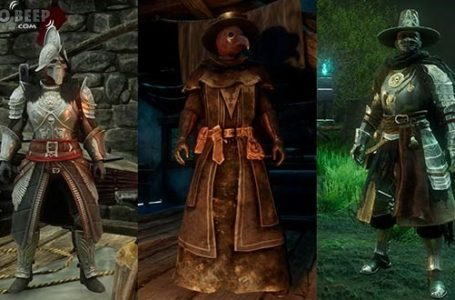 New World Fashion Video Reveals Armor Sets Via In-Game Footage