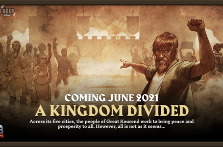 Old School RuneScape, A Kingdom Divided Questline, Released In Preparation For The Upcoming Great Kourend storyline