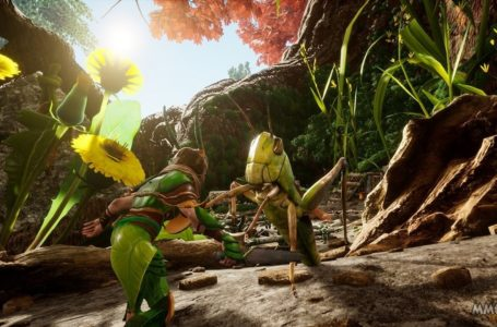 Smalland new gameplay trailer showcases character, combat, and building in the multiplayer survival sandbox and announces early access later this year