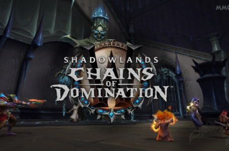 World Of Warcraft Chains Of Domination Presently Ready For Pre-Loading