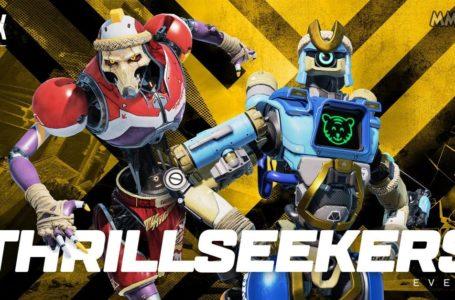 Apex Legends Thrillseekers Event Starts On July 13
