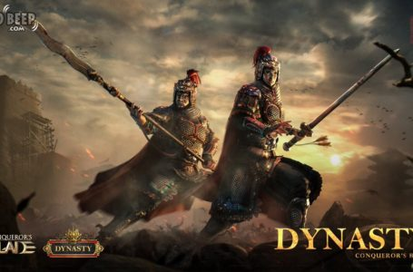 Conqueror Blade Dynasty Season 8 Available Now Has Been Officially Released!