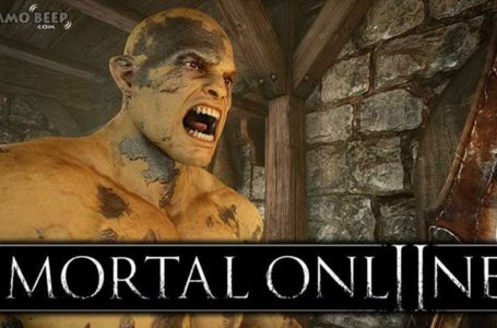 Mortal Online 2 shows refreshed AI behavior in a video, recent patch changed how crafting works