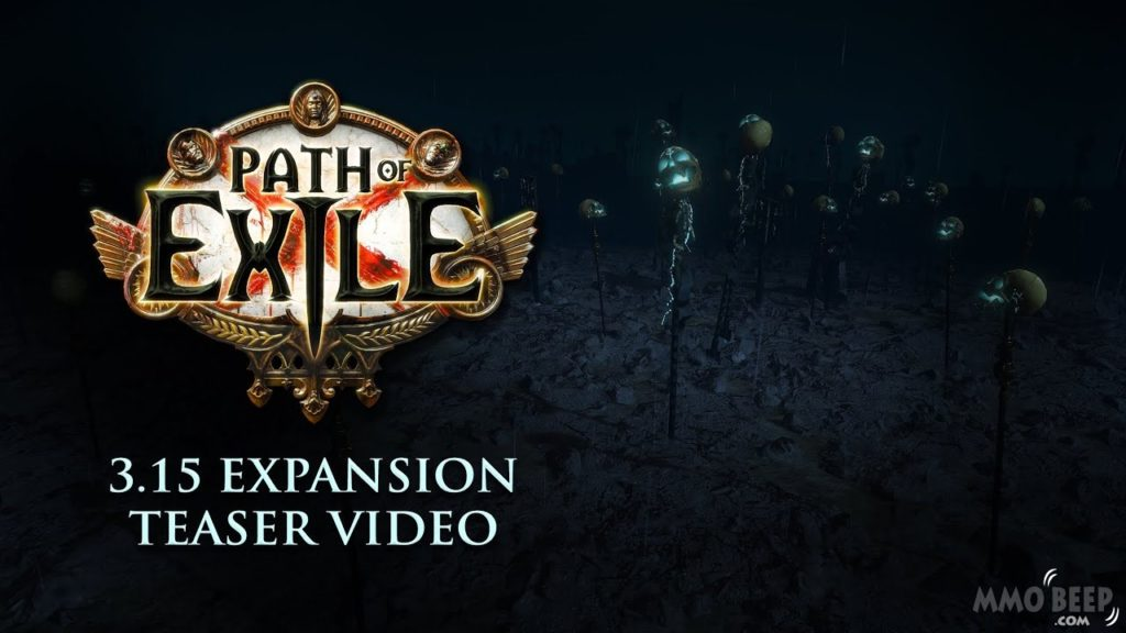 Path Of Exile New Expansion 3.15