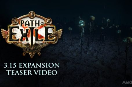 Path Of Exile New Expansion 3.15 Coming On July 23, New Teaser Video Released