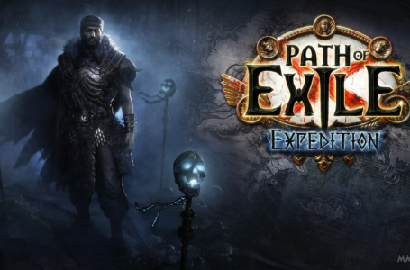 Path of Exile Expedition Expansion Will Be Released On July 23rd To PC