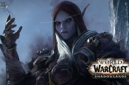 World of Warcraft Sylvanas Encounter Modified While The Race For World First The Sanctum of Domination Starts