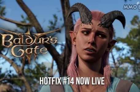 Baldur's Gate 3 Device Lost Error Fixed In Hotfix 14