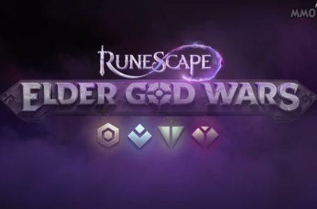 RuneScape Elder God Wars dungeon revealed together with an Elder Gods-themed Yak Track