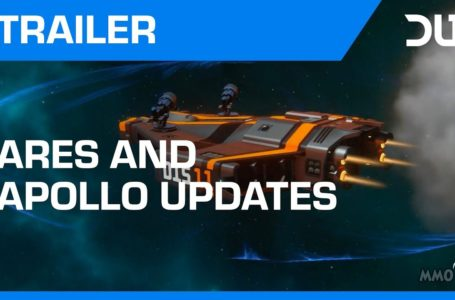 Dual Universe Ares Update It's Live, Less Than A Month After It Was Shown On The Roadmap