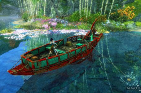 Guild Wars 2 Skiffs And Fishing Revealed