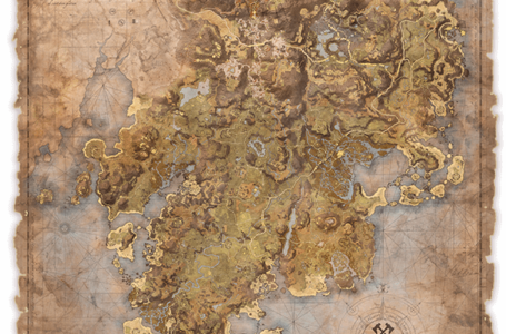 New World Interactive Map And Aeternum Can Be Checked Out During This Weekend Beta