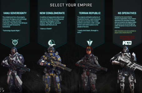 PlanetSide 2 New Player Experience Went Live Last Thursday