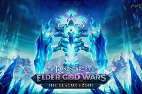 RuneScape Glacor Front Open While Starting A Month-long Lucky Dip Event
