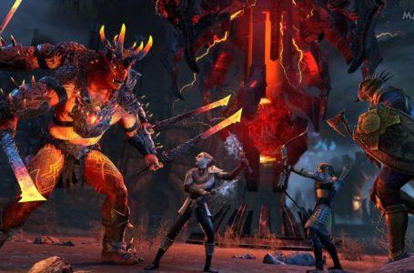 Elder Scrolls Online Waking Flame DLC It's Live On Consoles