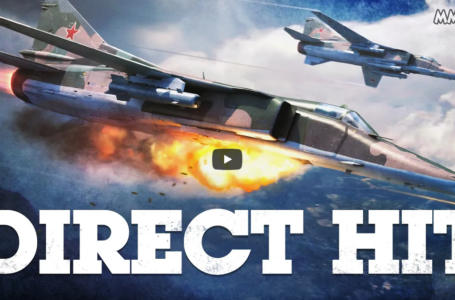 War Thunder Direct Hit Update, Introduces New Vehicles, Visual Upgrades, And Player-Created Models