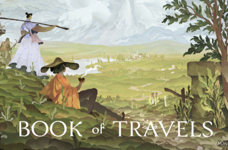 Book of Travels developer presented the game's early access map and planned chapter structure