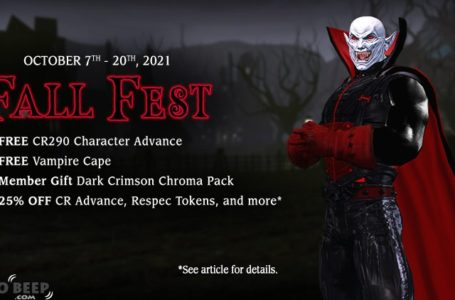 DC Universe Online Fall Fest is Back With a New Race, New Feats, and Free Festive Rewards