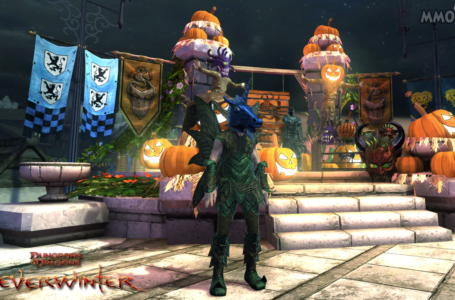 Neverwinter Masquerade of Liars It's Live And Will Bring More Halloween Fun Events And Cosmetics