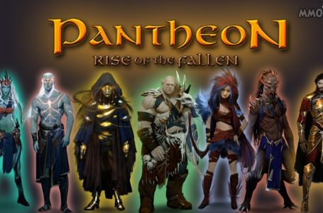 Pantheon October Newsletter Showcases Updated Roadmap And News About The Transition To Open World